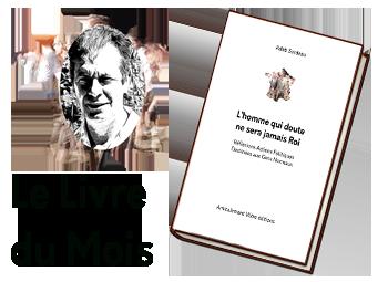 Découvrez le livre du Mois par Jean de La Source !